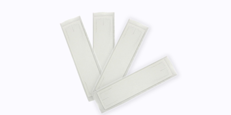 Anti Tear Paper Adhesive Label For Windshield